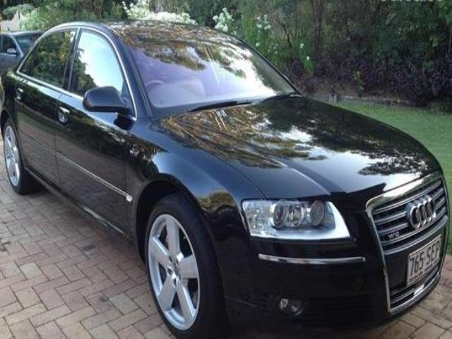 2005 audi a8 l w12 auto quattro my06 for sale from warwick queensland classifieds. Black Bedroom Furniture Sets. Home Design Ideas