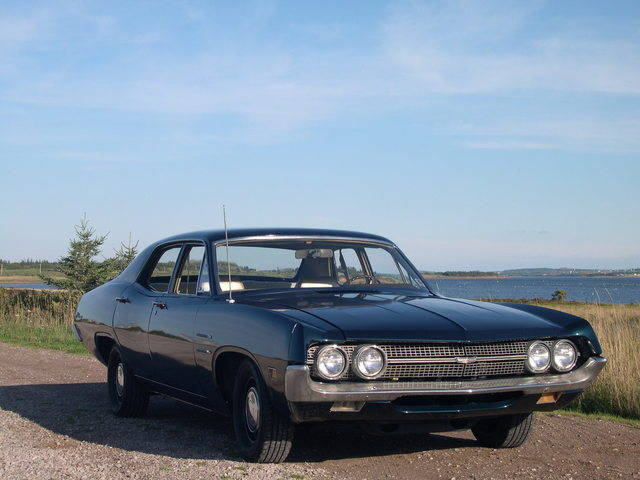 1970 ford fairlane 500 for sale from charlottetown prince. Black Bedroom Furniture Sets. Home Design Ideas