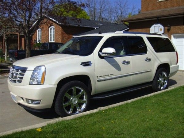 2007 cadillac escalade for sale vehicles from ontario hamilton. Cars Review. Best American Auto & Cars Review