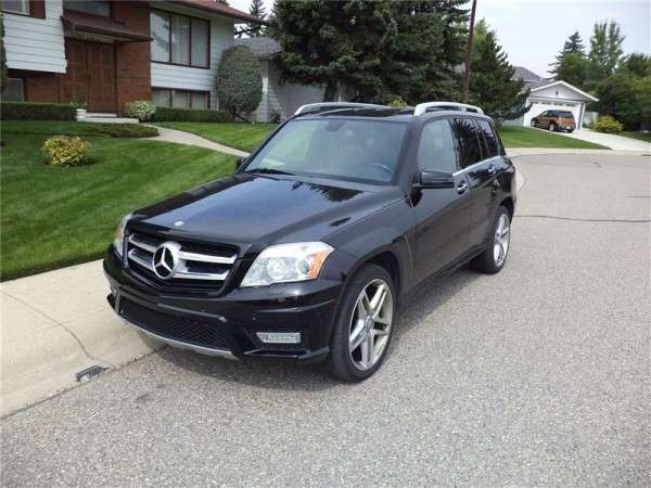2011 mercedes benz glk350 suv for sale vehicles from calgary alberta classifieds. Black Bedroom Furniture Sets. Home Design Ideas