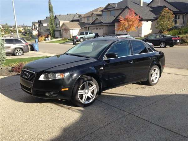 2000 Audi A4 Quattrofor Sale Northern California: 2007 Audi A4 Quattro 2 0T Sedan For Sale Vehicles From