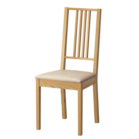 4 ikea dining chairs for sale in hong kong