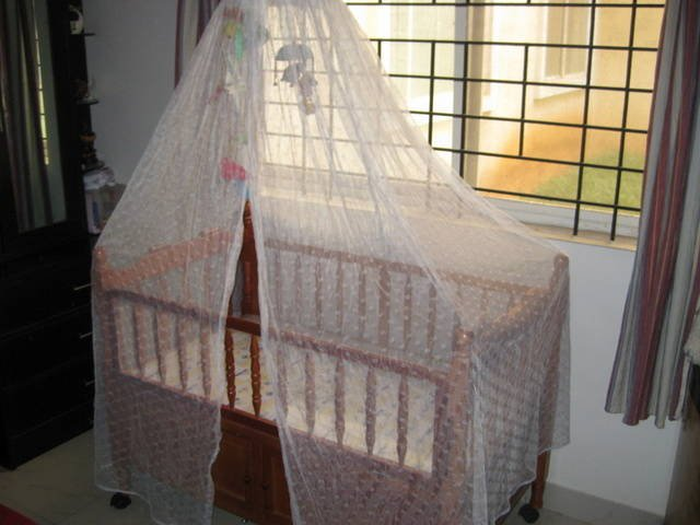 Sale Used Baby Cot Cradle 7 Month Old For Sale From