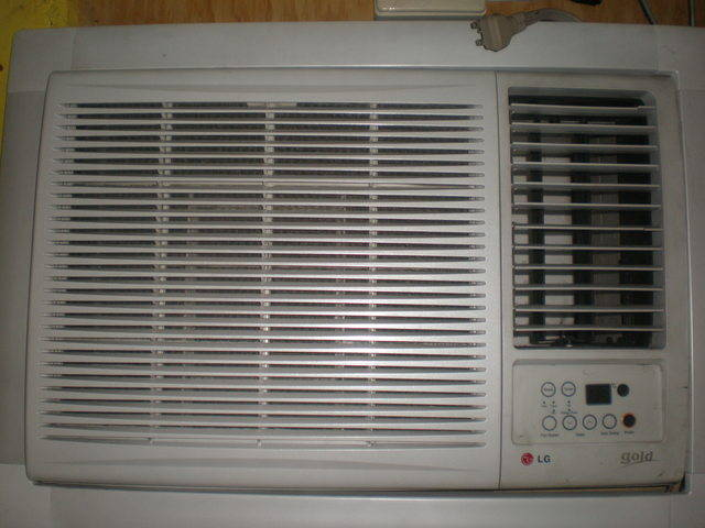 Lg 2hp Aircon Window Type Gold La200r For Sale From Manila