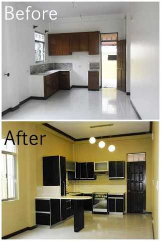Custom Design Kitchen Cabinets And Bed Frames OFFERED From Cebu