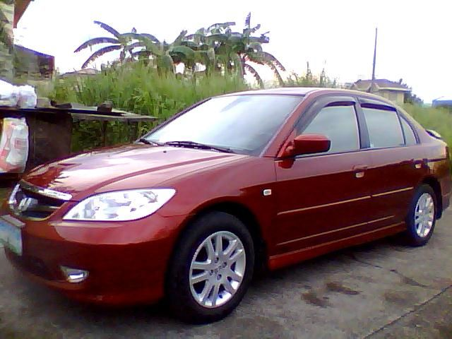 2005 honda civic vti s calamba laguna for sale in philippines classifieds. Black Bedroom Furniture Sets. Home Design Ideas