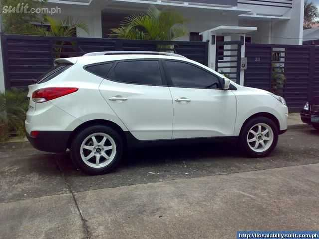 hyundai tucson 2010 for sale from zambales classifieds philippines 133671. Black Bedroom Furniture Sets. Home Design Ideas
