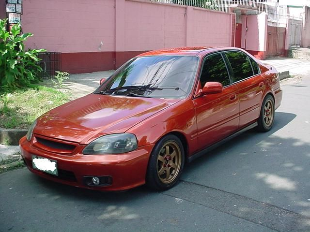 1999 Honda Civic Sir Cheapest For Sale From Manila Metropolitan Area Quezon Adpost Com