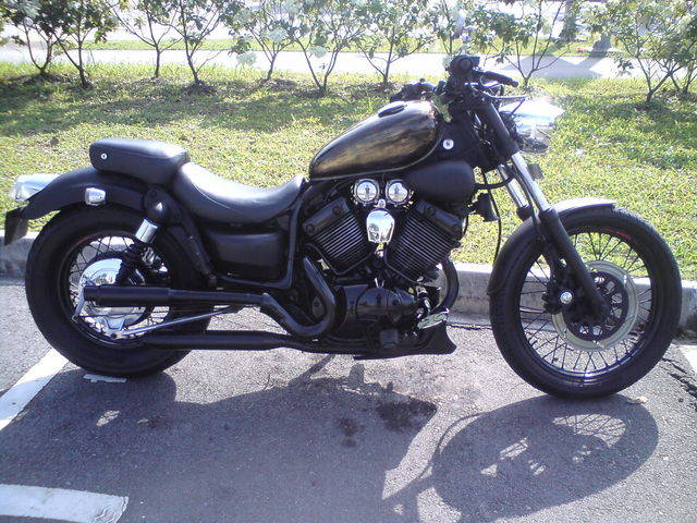 A yamaha virago 535 for sale vehicles in singapore for Yamaha clp 535 for sale