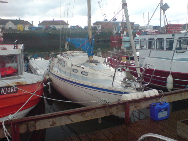 Albin Vega cruising yacht FOR SALE from England County Durham @ Adpost.com ...