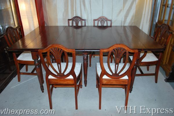 Dining Table Second Hand Dining Table Sets