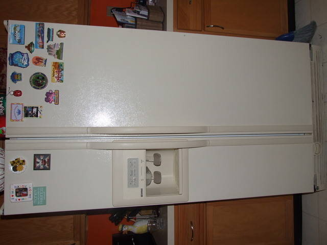 Kenmore Refrigerator Side By Side With Filtered Water Ice