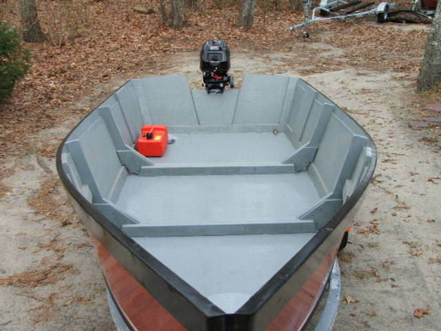 Plywood Skiff Boat Plans http://www.adpost.com/us/boats/2823/