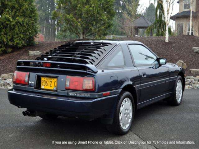 1987 toyota supra for sale from salem virginia norfolk classifieds usa 1043974. Black Bedroom Furniture Sets. Home Design Ideas