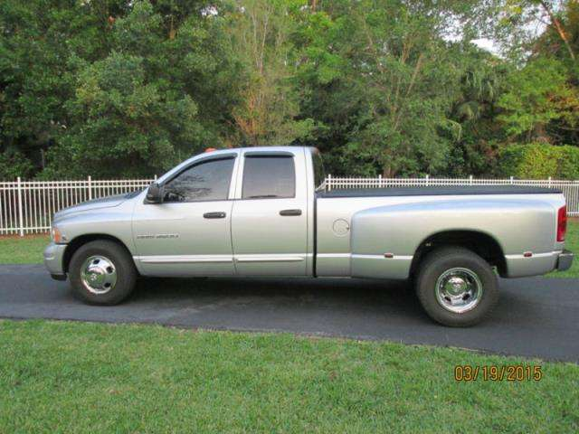 dodge ram 3500 slt dually diesel for sale from melbourne florida. Cars Review. Best American Auto & Cars Review