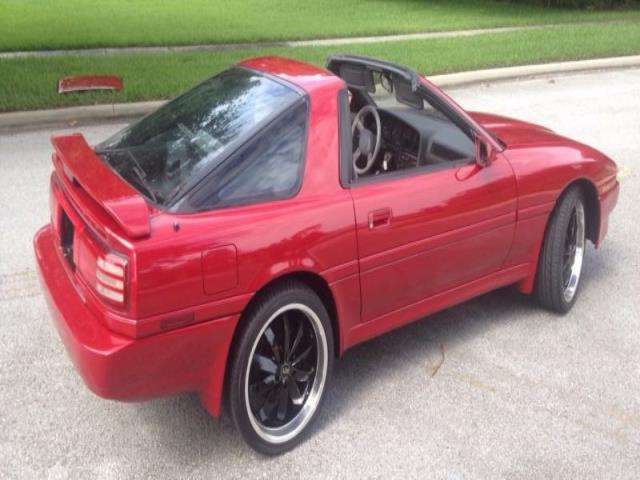 toyota supra turbo for sale from fort myers florida classifieds usa 1061730. Black Bedroom Furniture Sets. Home Design Ideas