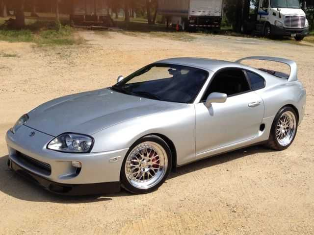 1995 toyota supra single turbo sport roof coupe for sale from thurmont maryland. Black Bedroom Furniture Sets. Home Design Ideas