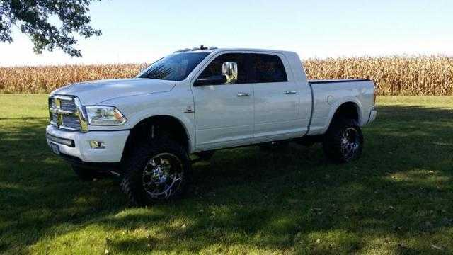 2014 dodge ram 2500 limited mega cab for sale from palos park illinois classifieds. Black Bedroom Furniture Sets. Home Design Ideas