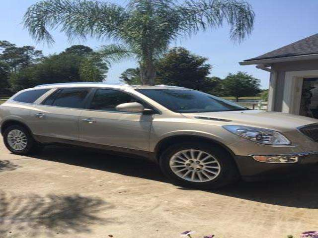 buick enclave leather for sale from west springfield texas el paso classifieds. Black Bedroom Furniture Sets. Home Design Ideas