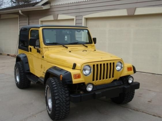 2000 jeep wrangler 4x4 sport must sell for sale from los angeles california. Black Bedroom Furniture Sets. Home Design Ideas