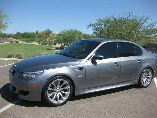 2008 bmw m5 sedan for sale from los angeles california. Black Bedroom Furniture Sets. Home Design Ideas
