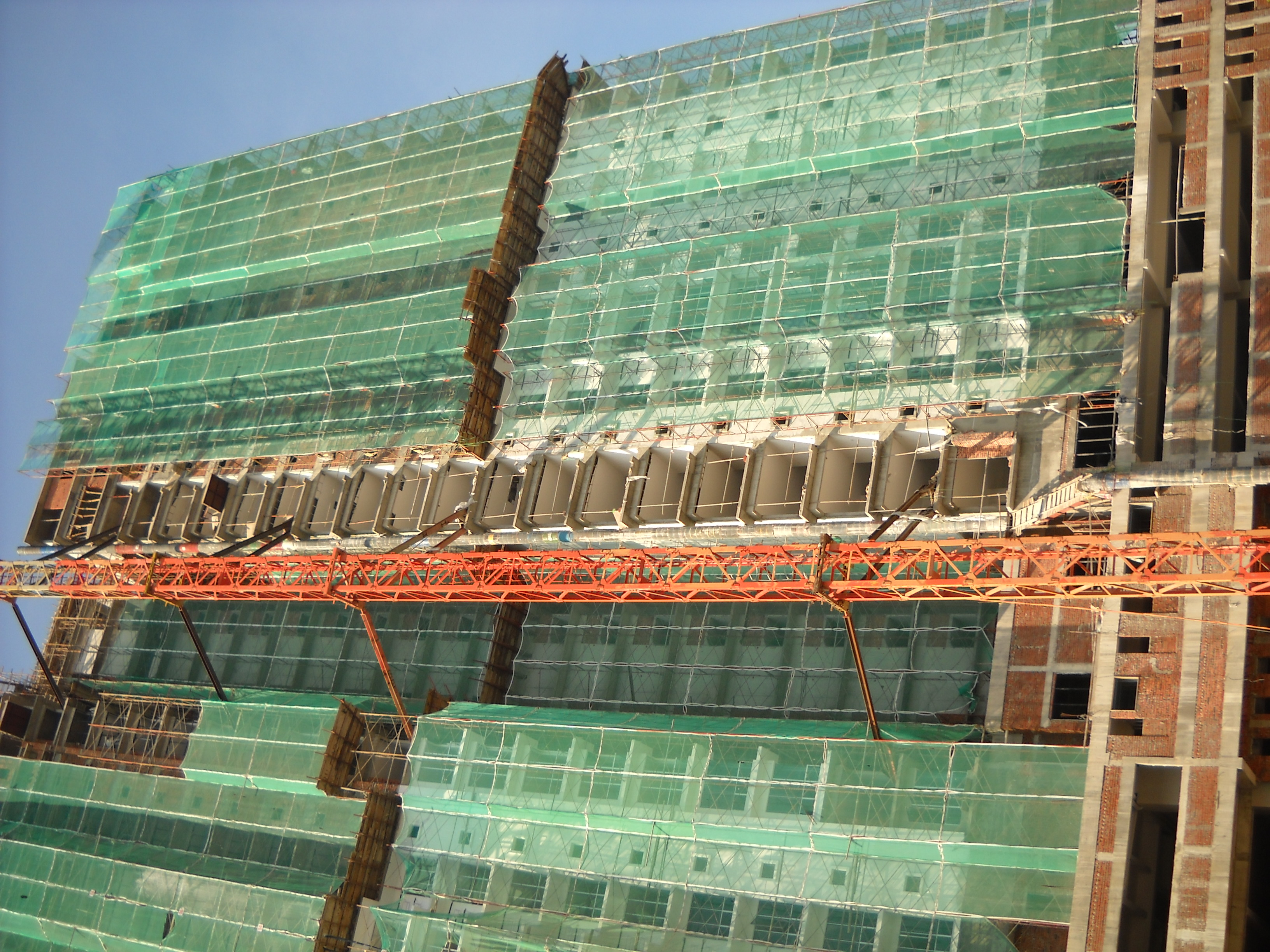 JOB OFFERED: Scaffolding Sub Contractor