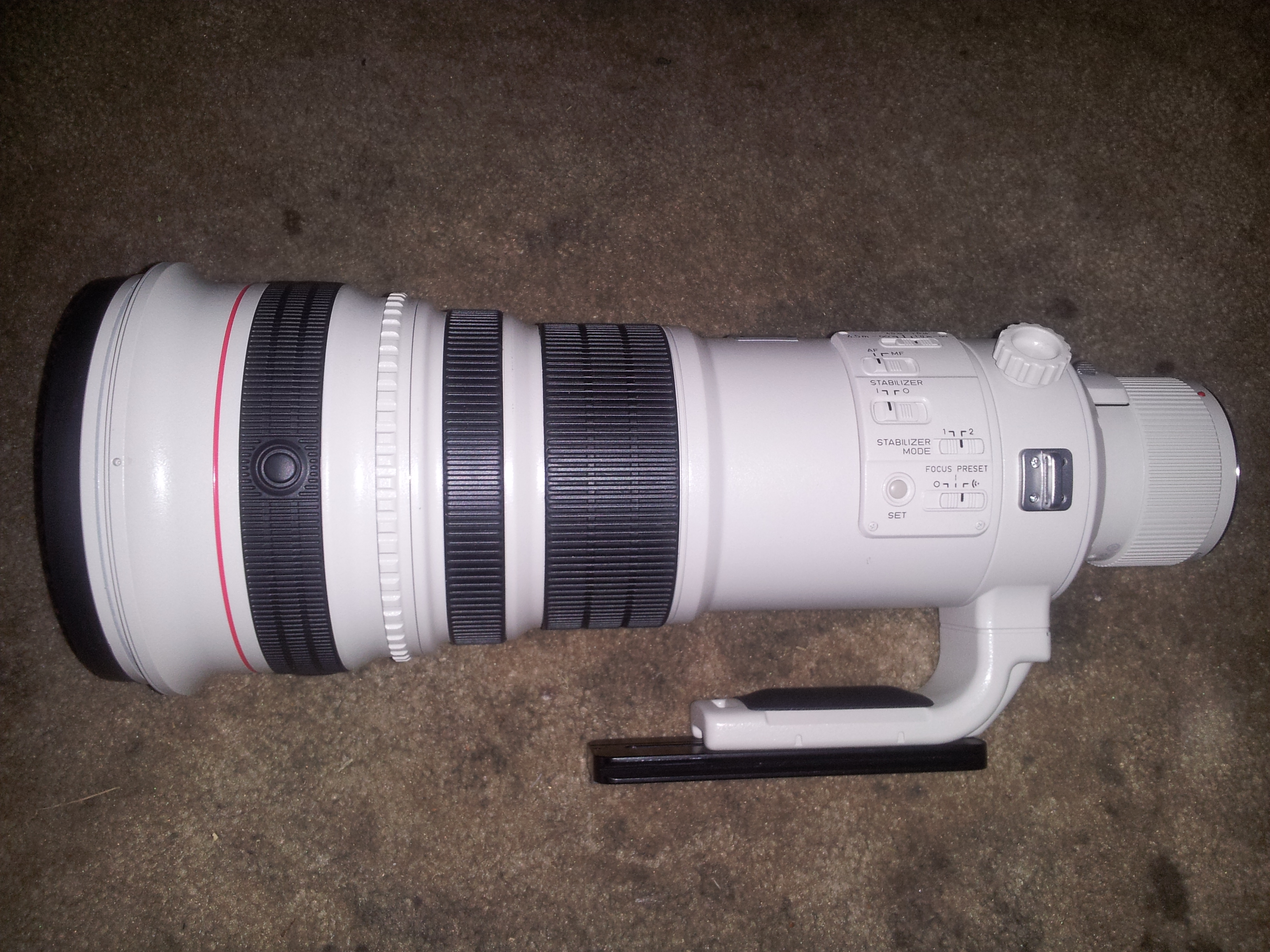 FOR SALE: Canon Lens EF 500mm 1:4 L