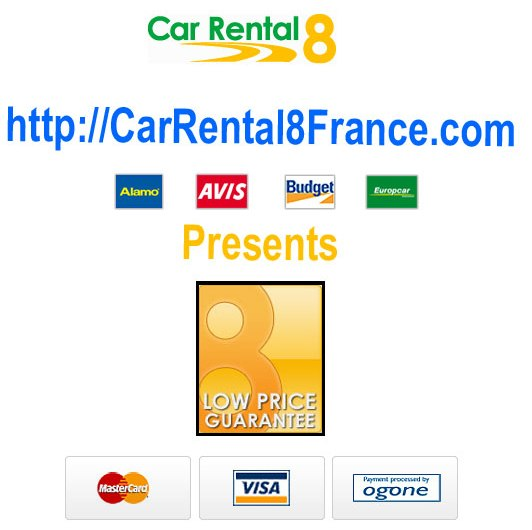 HIRE WANTED: Home for the cheapest car rental in France