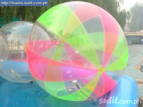 FOR SALE: WATER BALL AND ZORB BALL