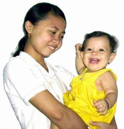 SERVICES: Bali Holiday Nanny and Babysitter Service