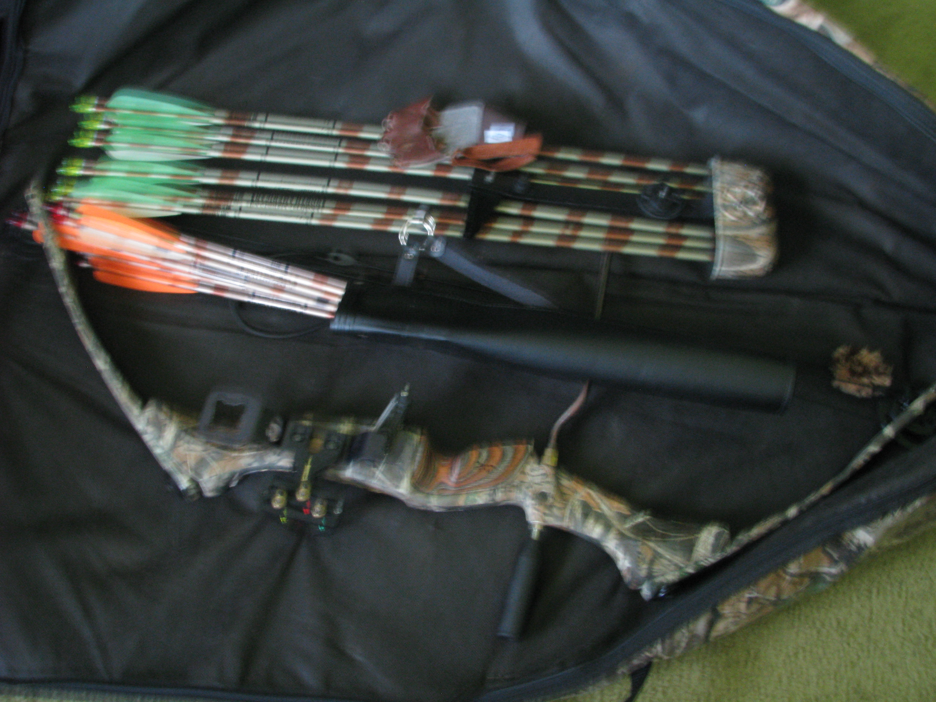 FOR SALE: Browning Bow and Arrow set