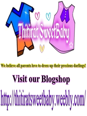 FOR SALE: Thitirat SweetBaby Blogshop for Kids Apparel & Tupperware.