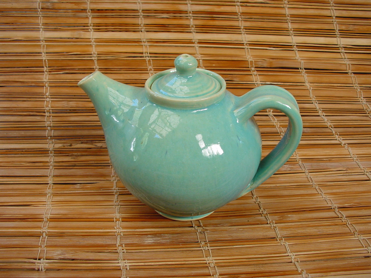 Freeflow Handmade Pottery Original Teapots For Sale From