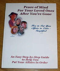 FOR SALE: How to Put Your Affairs in Order - Simplified
