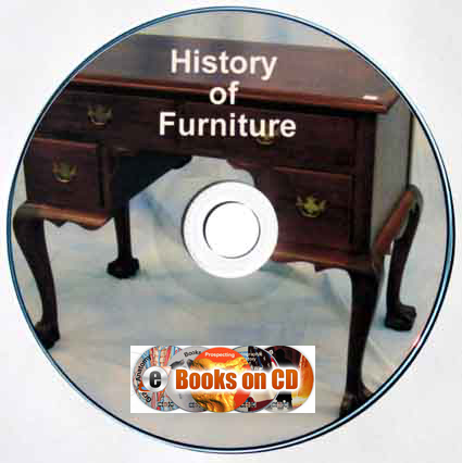 FOR SALE: Illustrated History of Furniture on CD