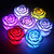 FOR SALE: Wholesale Promotional 7 Color Changing Rose Mood Light