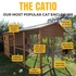 FOR SALE: Cat Enclosures and Cat House