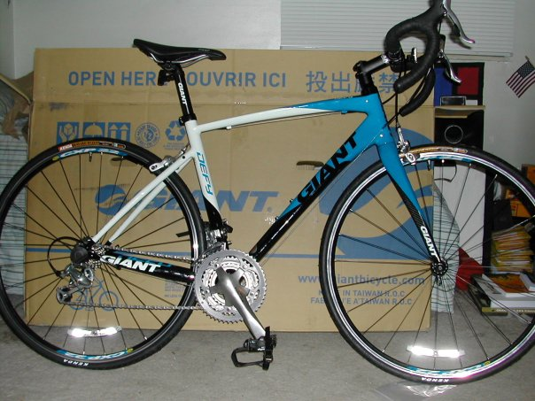 FOR SALE: Giant Defy 2 2011