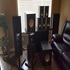 FOR SALE: Blue Sky System One 5.2 (Home Theater)