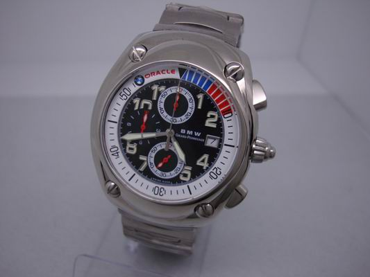 FOR SALE: NEW MENS BMW CLASSIQUE RETROGRADE SECONDS WATCH from www.soodmall.com