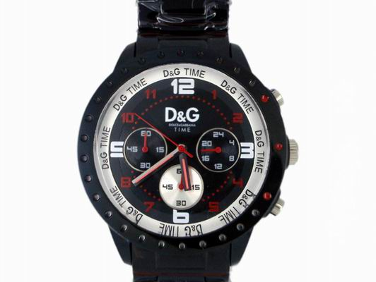 FOR SALE: Dolce and Gabbana New Style Fashion Watch D G Watch paypal accepted