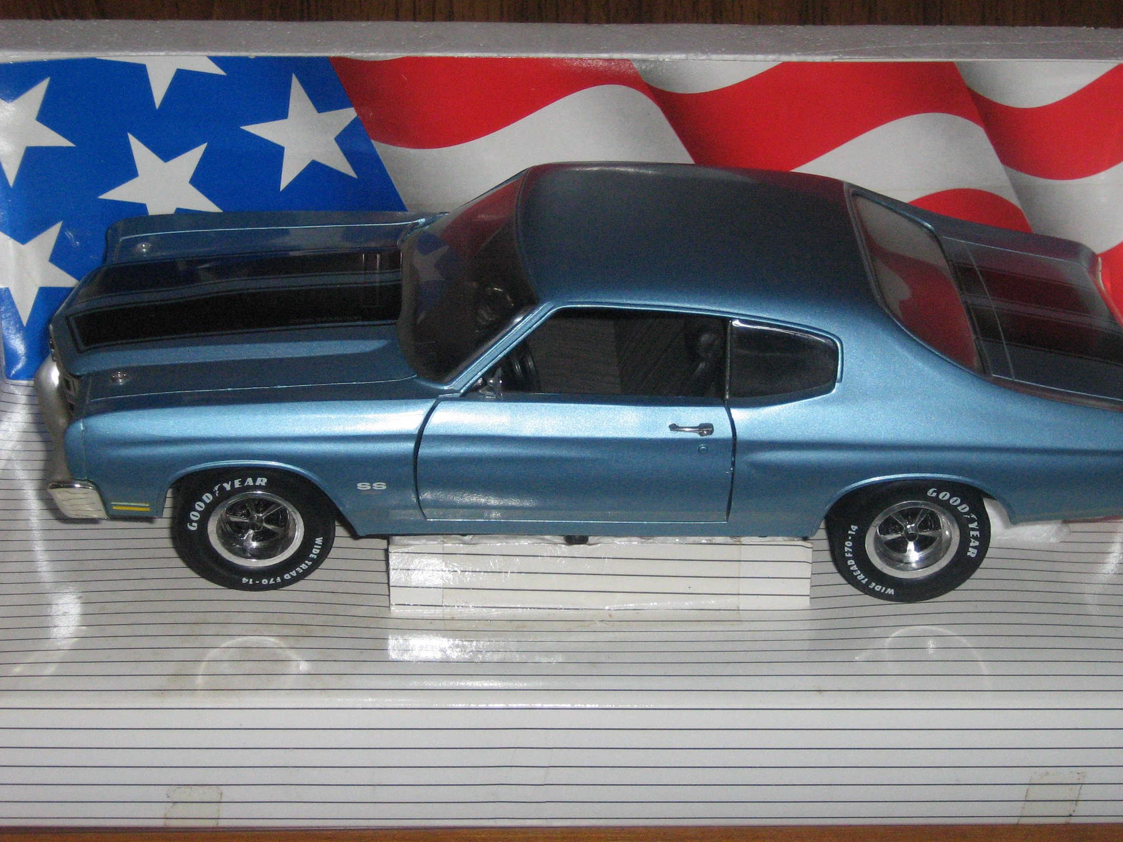 FOR SALE: 70 CHEVELLE SS 454 LS6