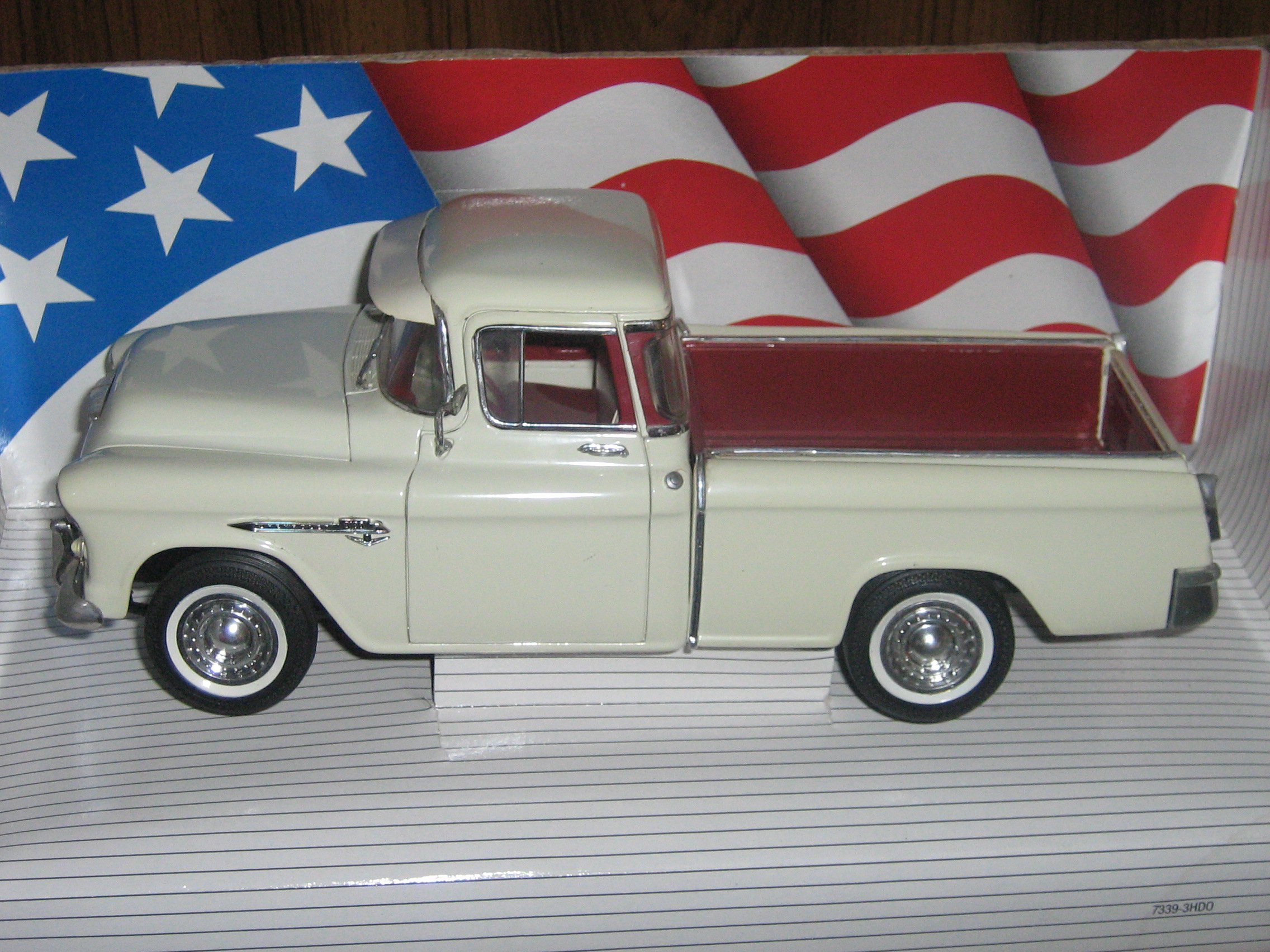 FOR SALE: 55 CHEVY 3100 CAMEO