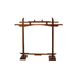 FOR SALE: Buy Gong Stand Pedestal Rosewood