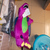 FOR SALE: Brand new Barney (large size)