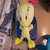 FOR SALE: Brand new tweety bird soft toy (large)