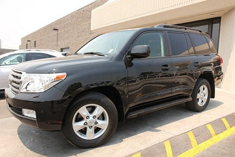 FOR SALE: 2009 Toyota Land Cruiser V8 5.7L