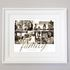 FOR SALE: Just Family Photo Collage Wall Art - Domore Pictures