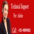 SERVICES: Adobe Technical Support  Helpline Number +353-498994003
