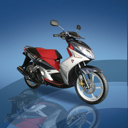 FOR RENT / LEASE: Insured motorbikes in Phuket for rent